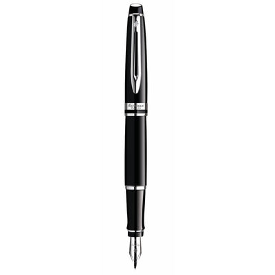 Expert 3 Laque Black CT Fountain Pen