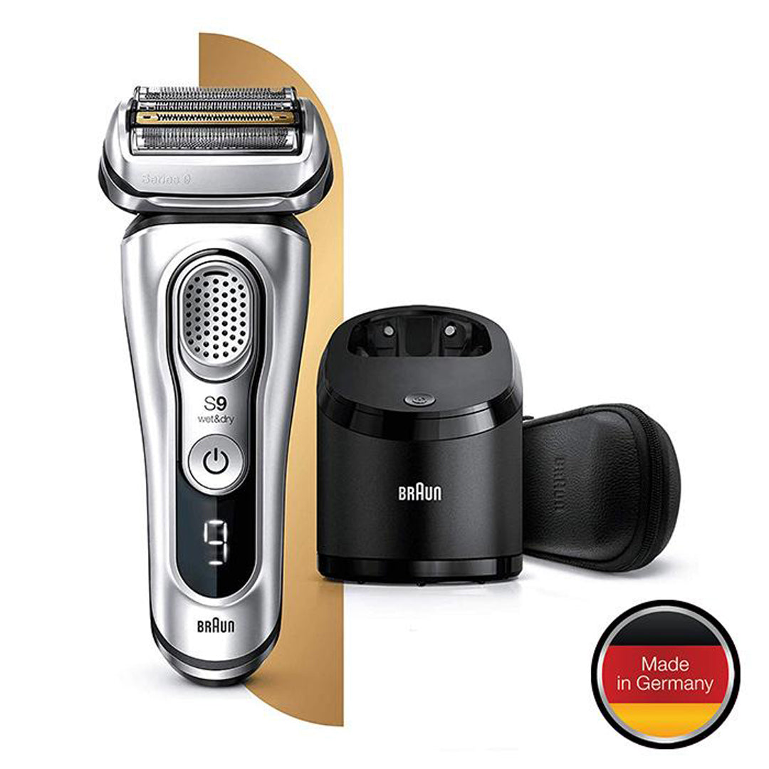 Series 9 9395cc Matt Silver Shaver Electric Razor