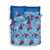 Disney 900TC 100% Microluxe Summer Light Quilt (Web Slinger)