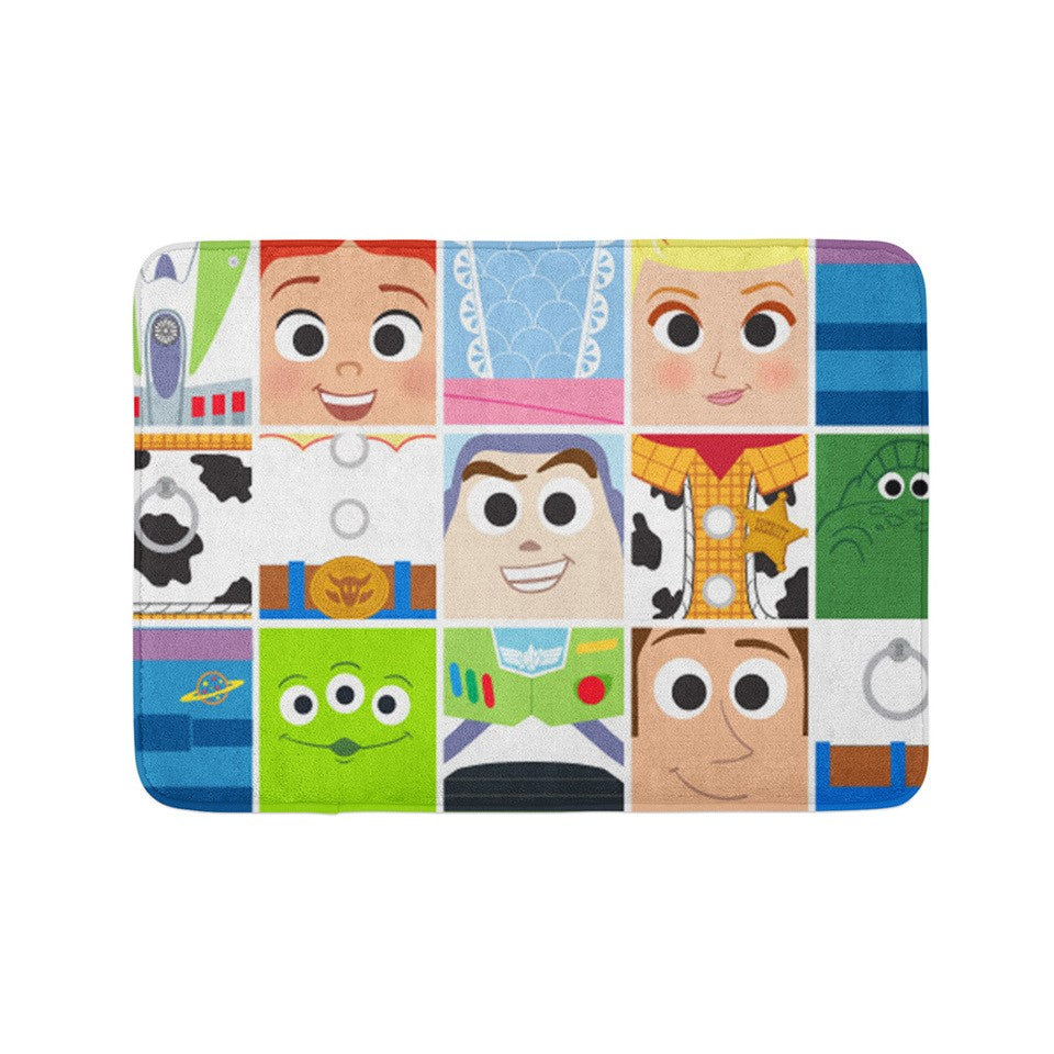 Disney Memory Foam Bath Mat (Who? Us)