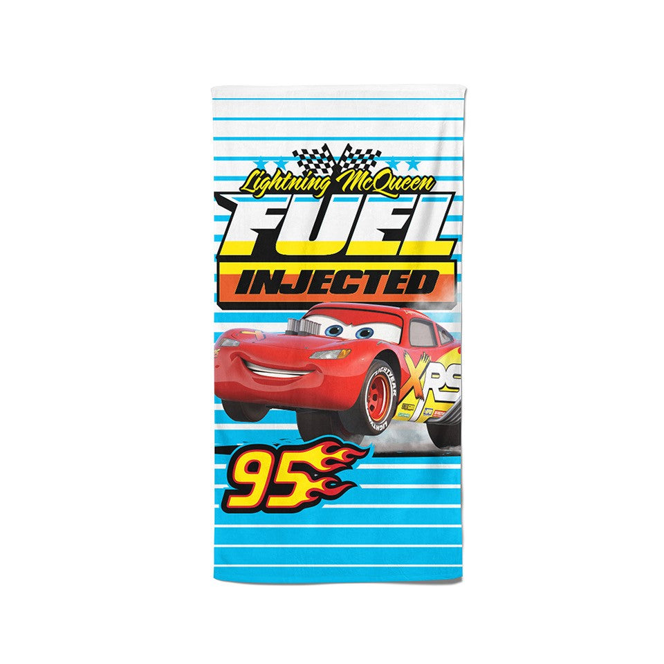 Disney Cars 100% Cotton Bath Towel (XRS)
