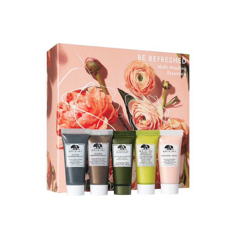 Be Refreshed Multi-Masking Essentials Set