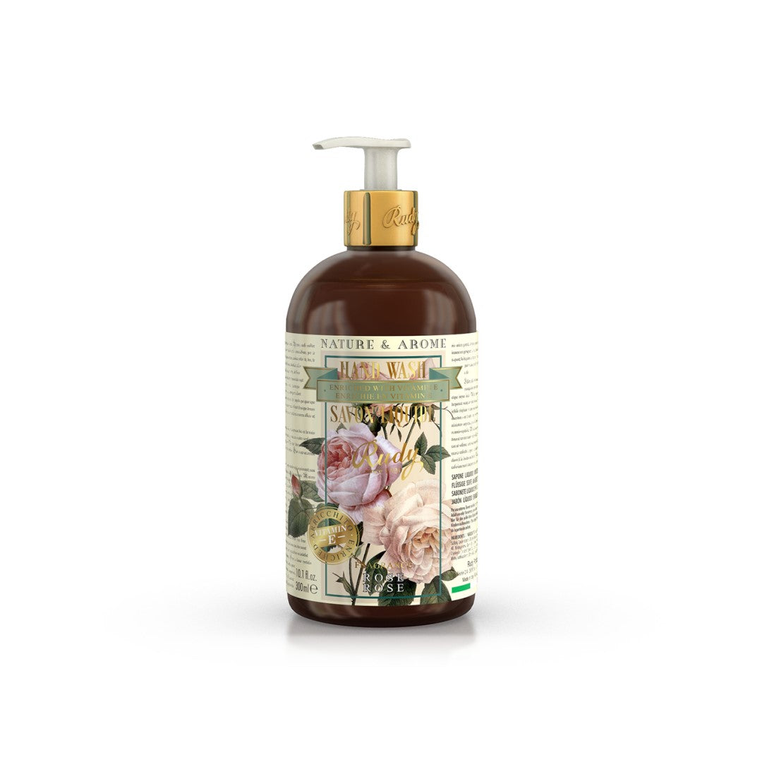 Rose Hand Liquid Soap (300ml)