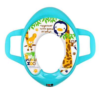 Soft Potty Seat With Handles