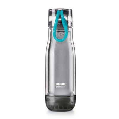 Zoku 16oz Active Glass Bottle