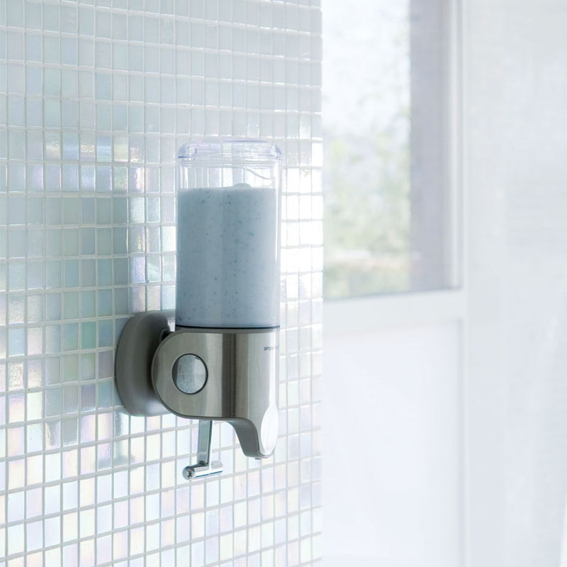 Single Wall Mount Soap Dispenser