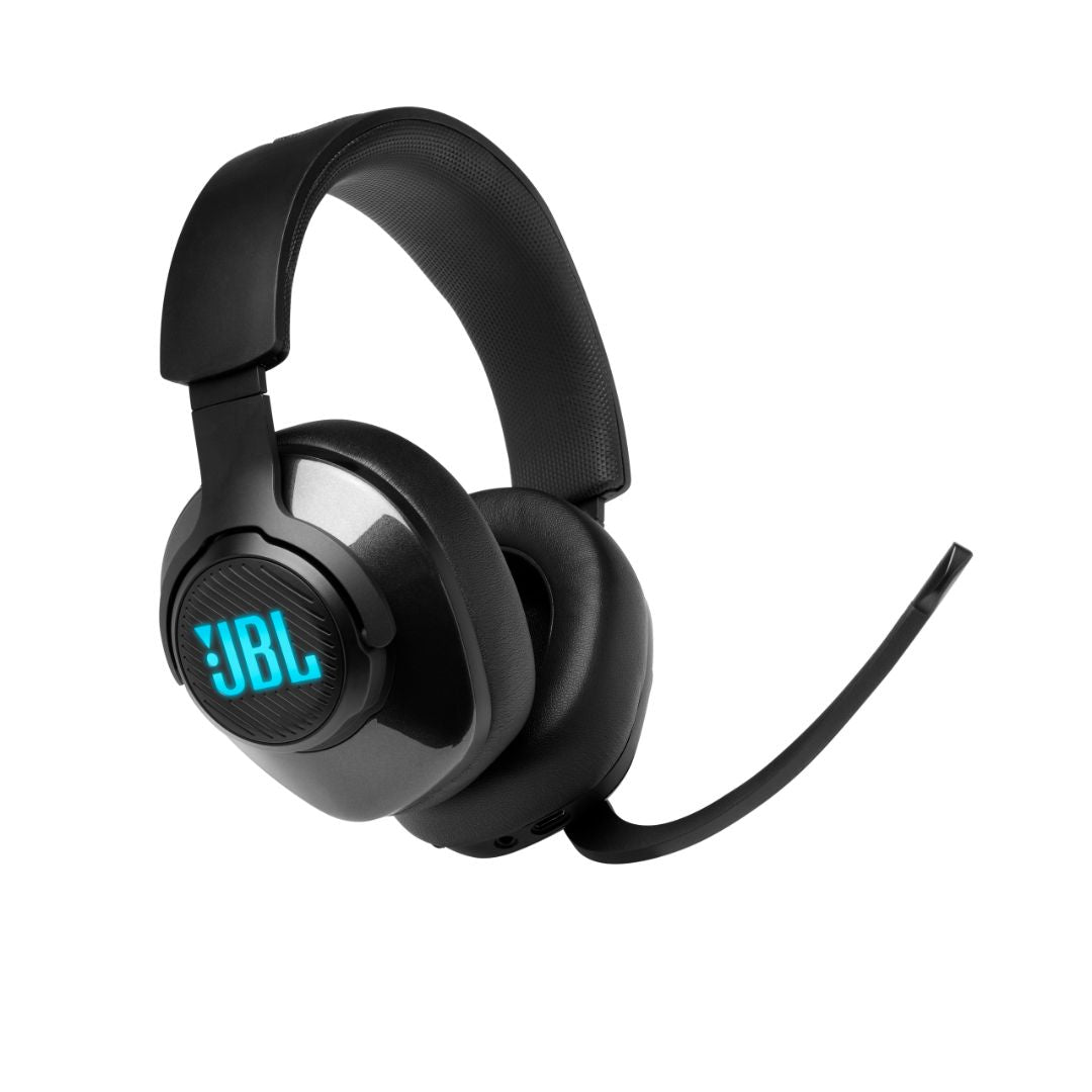 Quantum 400 Gaming headset with Microphone (Black)