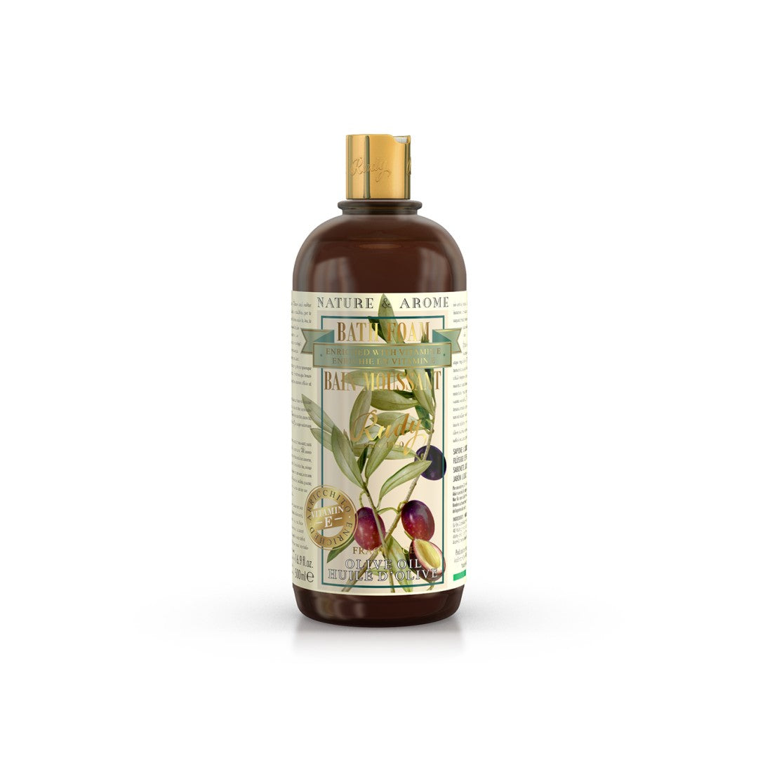 Olive Oil Bath Foam (500ml)