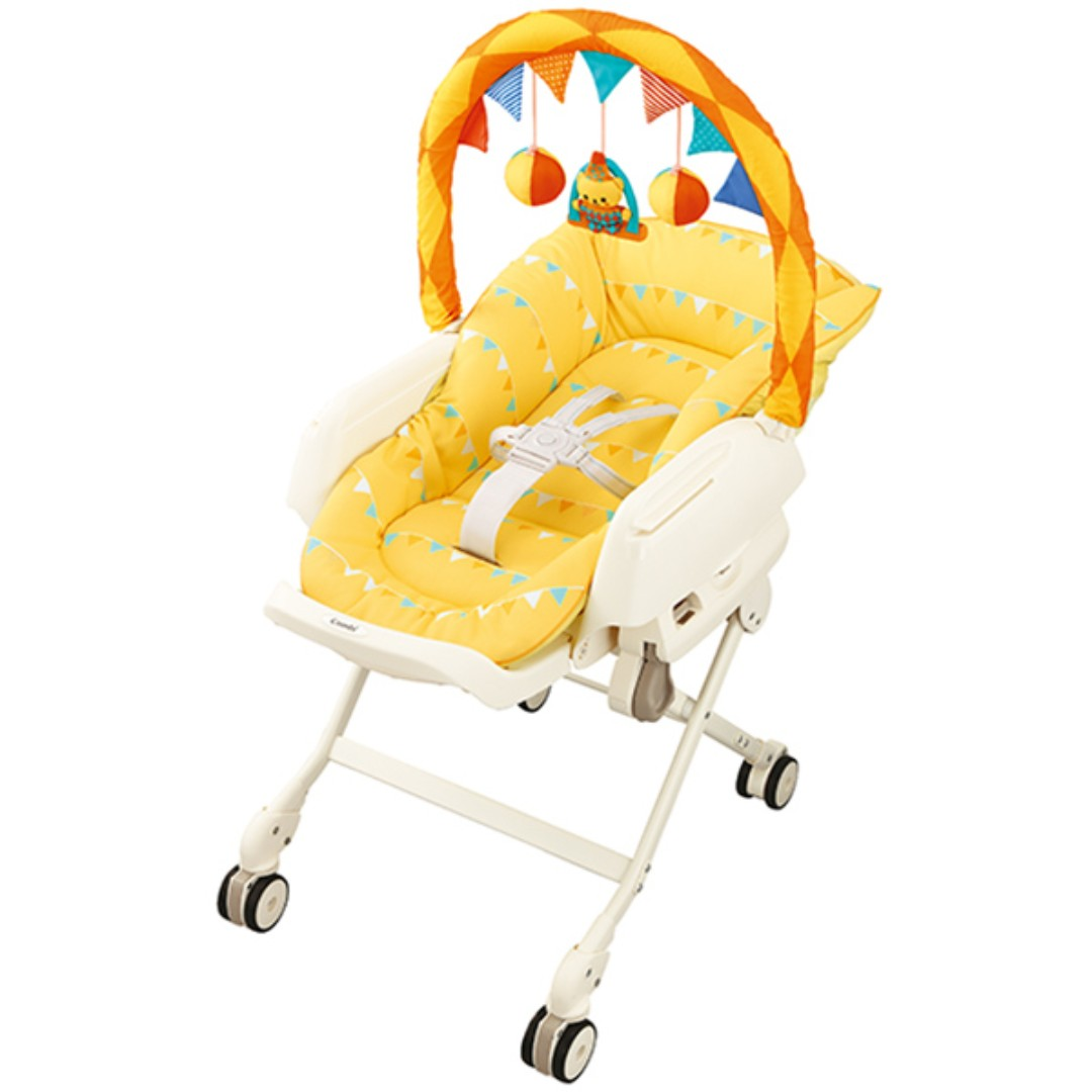 Joy Parenting Station 8.9Kg 0~4 Years Old (Yellow)