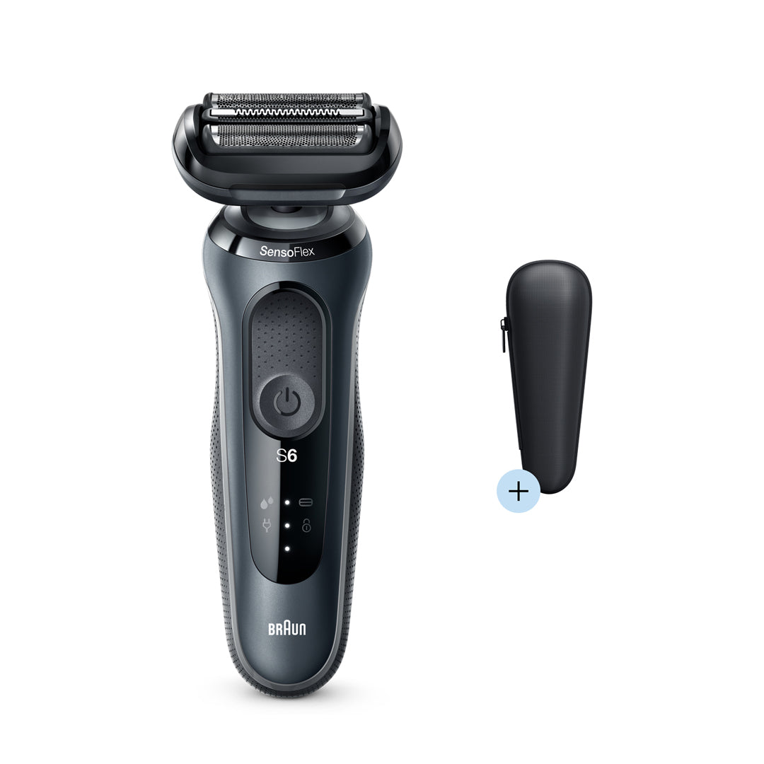 Series 6 60-N1000s Electric Shaver (Black)