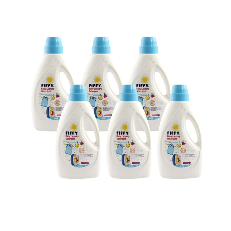 Baby Laundry Detergent With Softener 1L (Carton)