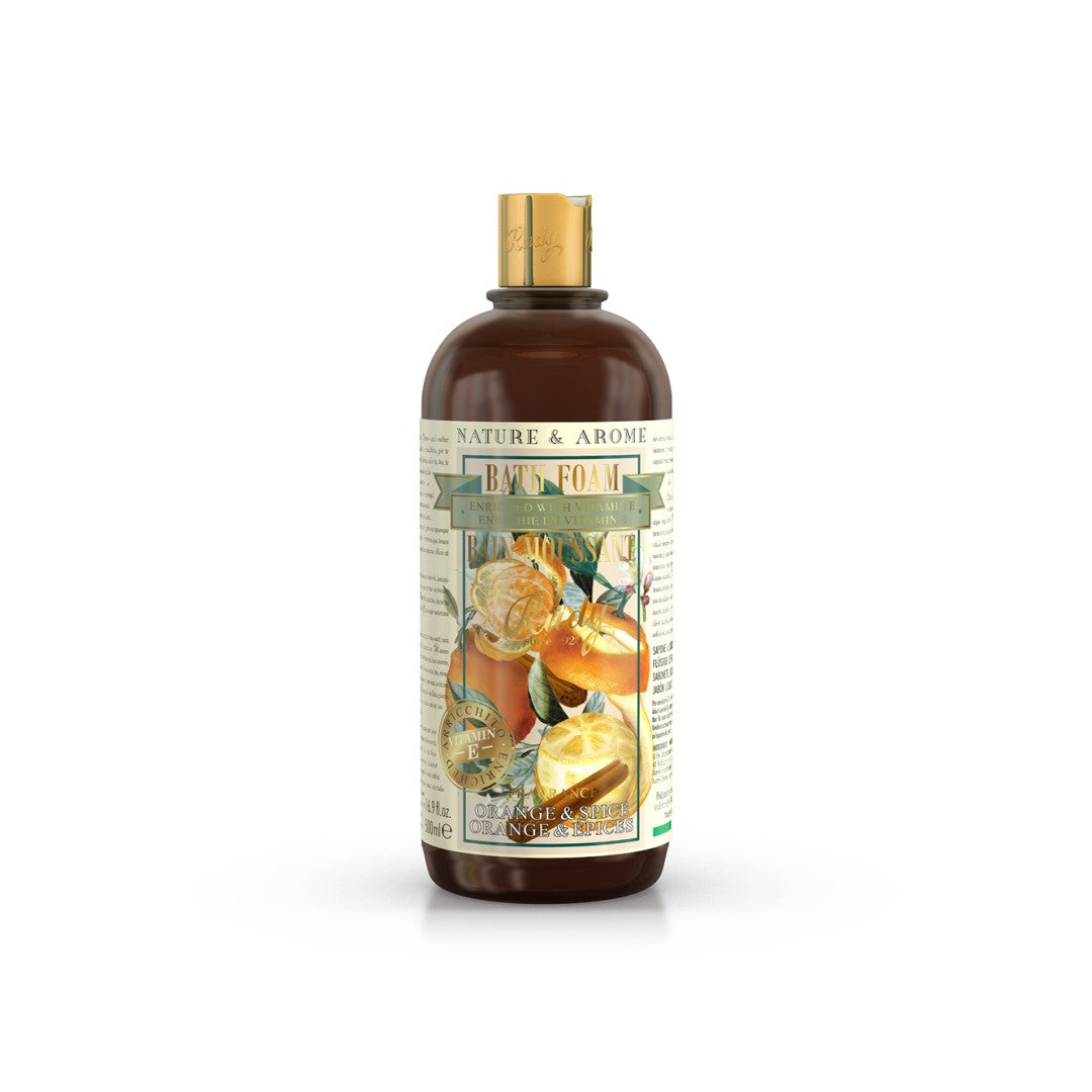 Orange & Spice Bath Foam (500ml)