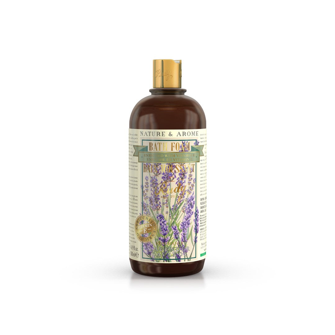 Lavender & Jojoba Oil Bath Foam (500ml)