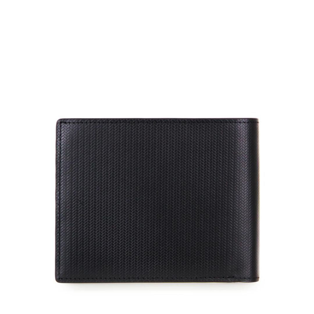 Camaro Bifold Flap Wallet (Black)