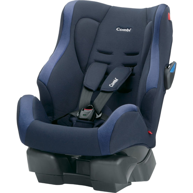 Wego Long Car Seat Eg 5.6Kg New Born~7 Years Old (Navy)