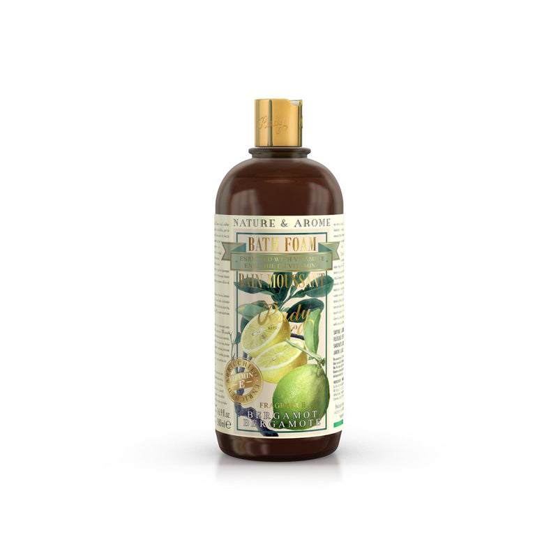 Bergamot Bath Foam (500ml)