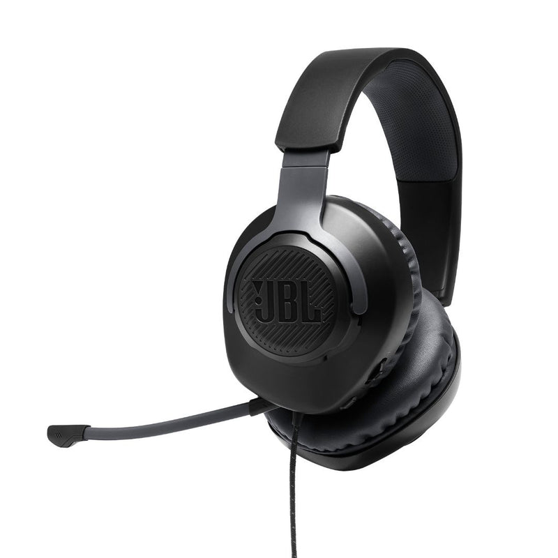 Quantum 100 Wired over-ear gaming headset (Black)