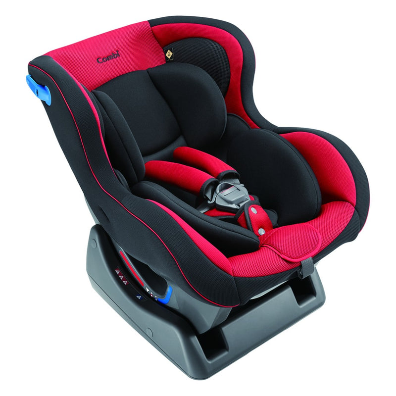 Wego Car Seat Eg Dacco Seat 0-4 Years Old Made In Japan (Red)