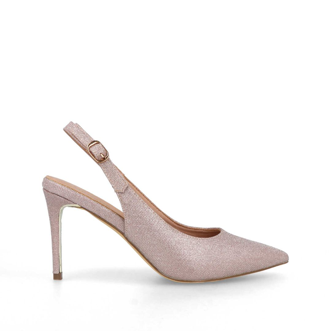 Amato Slingback Pumps (Rose)