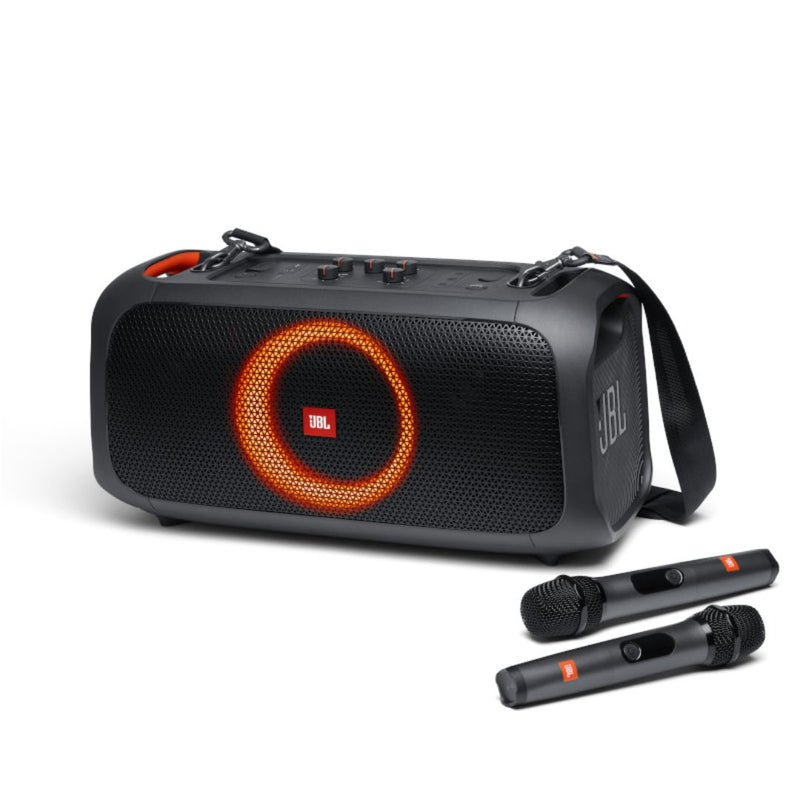 Partybox On-The-Go Portable Bluetooth Speaker (Black)