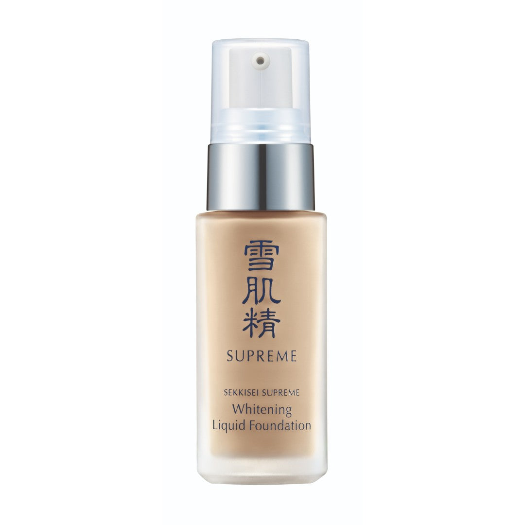 SEKKISEI SUPREME Whitening Liquid Foundation SPF30/PA++