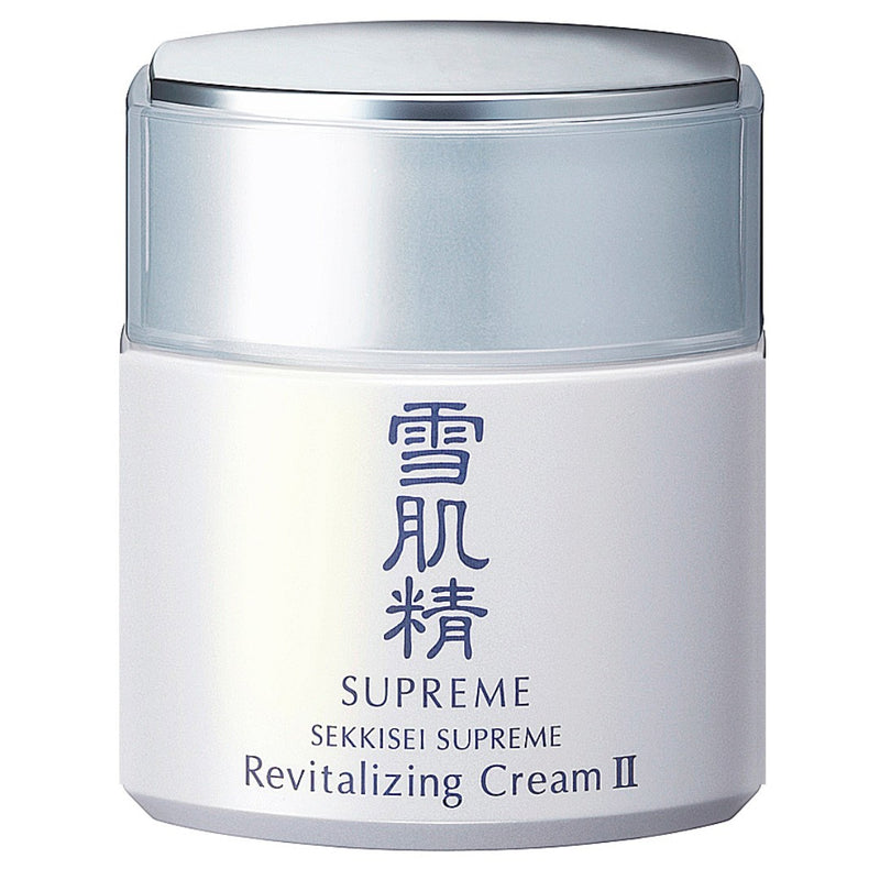 SEKKISEI SUPREME Revitalizing Cream II, 40g
