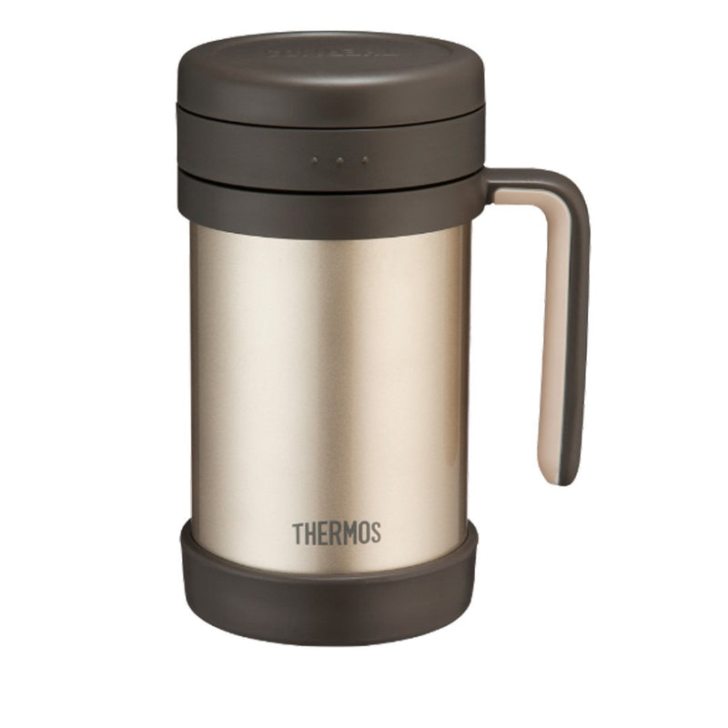 Mug with Handle & Strainer