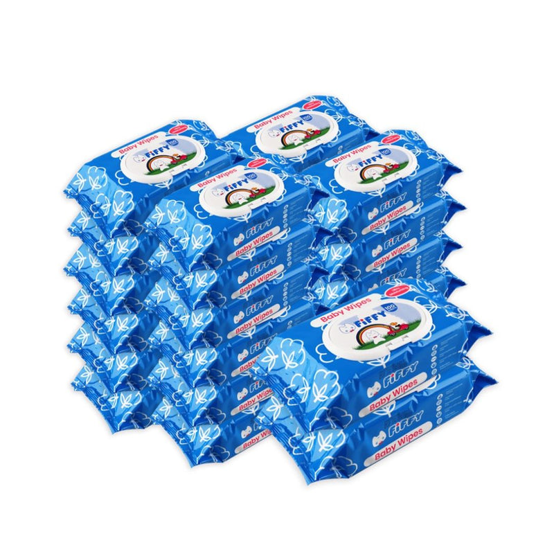 Baby Wipes Calendula 100s 24 Packs