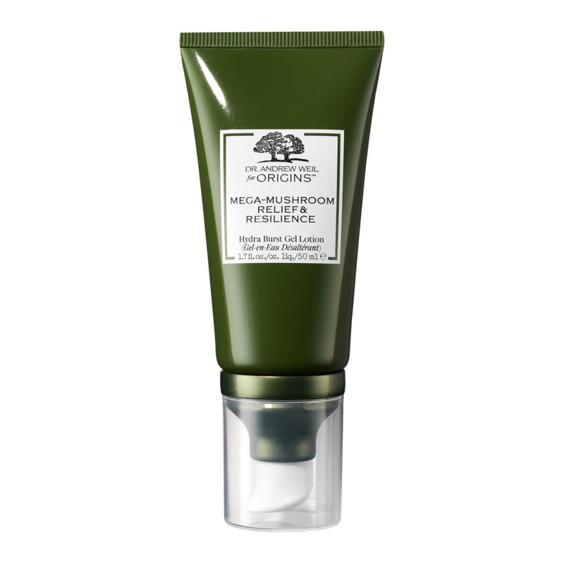 Dr. Andrew Weil For Origins™ Mega-Mushroom Relief & Resilience Hydra Burst gel Lotion 50ml