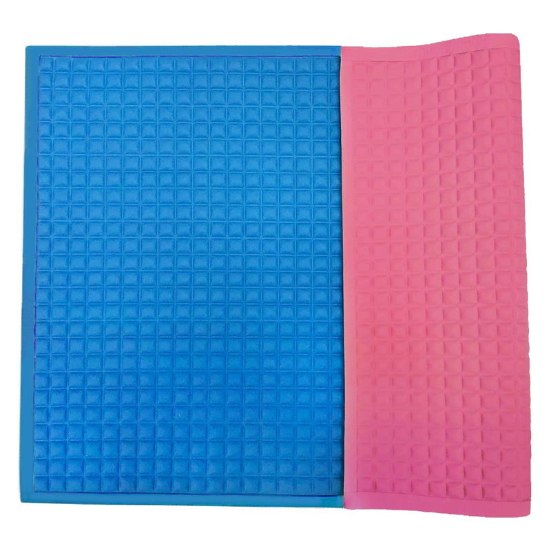 Air-filled Rubber Cot Sheet Big (Assorted Color)