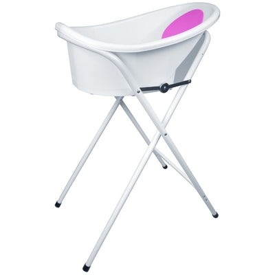 Bath Tub With Stand (M) (Blue & Pink)