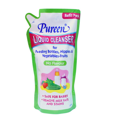 Liquid Cleanser Refill Pouch (600ml)