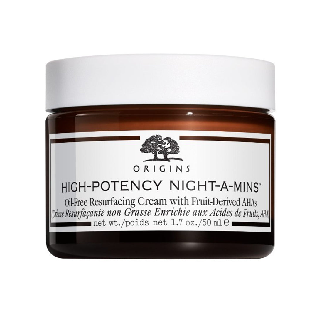 High-Potency Night-A-Mins™ Oil-Free Resurfacing Cream With Fruit-Derived Ahas 50ml