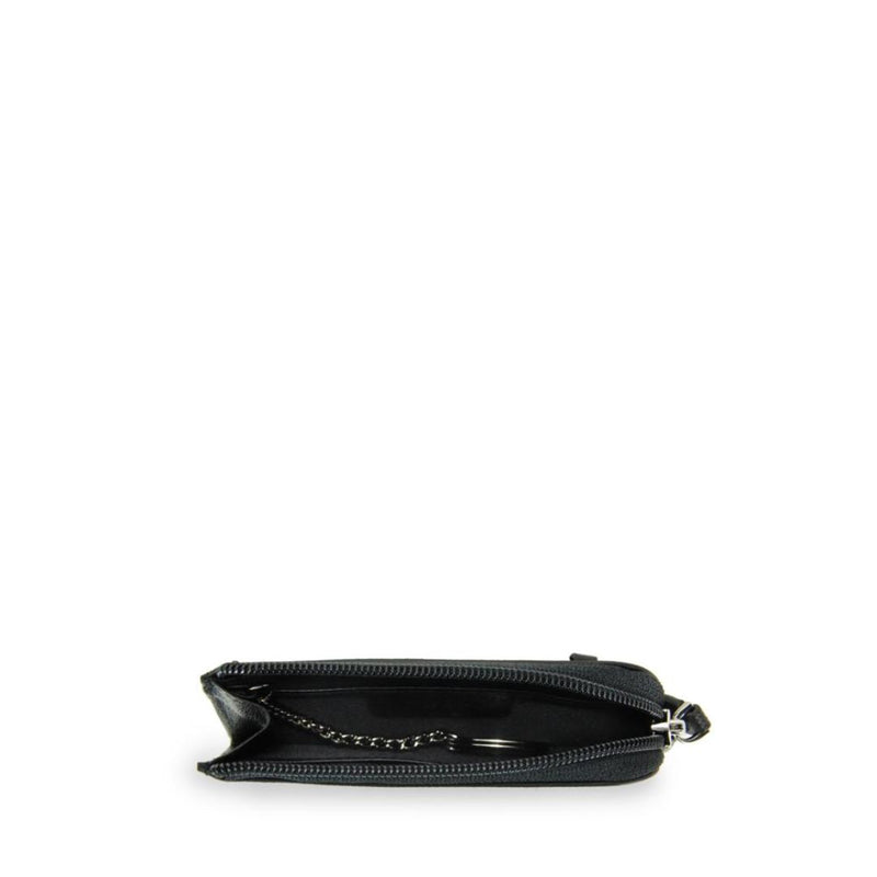 Camaro Coin Pouch with Keyring (Black)