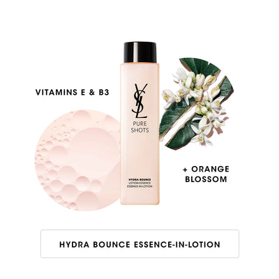 Pure Shots Hydra Bounce Essence-in-Lotion