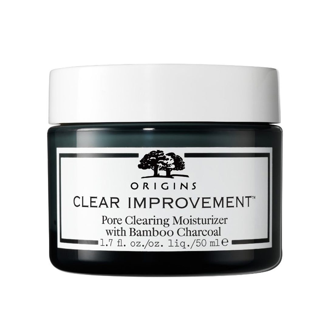 Clear Improvement™ Skin Clearing Moisturizer With Bamboo Charcoal 50ml