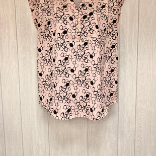 Primary Photo - BRAND: NEW YORK AND CO STYLE: TOP SLEEVELESS COLOR: PINKBLACK SIZE: S SKU: 245-24511-15510