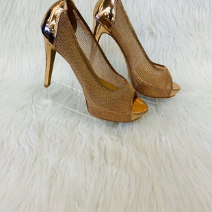Primary Photo - BRAND: CHARLOTTE RUSSE STYLE: SHOES HIGH HEEL COLOR: ROSE SIZE: 9 OTHER INFO: NO RETURNS SKU: 245-245189-16484