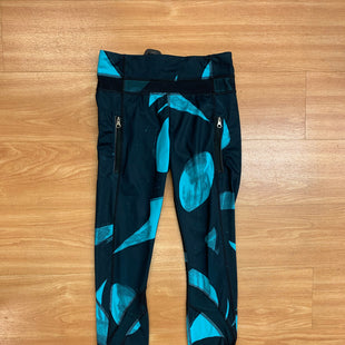Primary Photo - BRAND: LULULEMON STYLE: ATHLETIC PANTS COLOR: BLUE SIZE: XS OTHER INFO: SZ 2 SKU: 245-24518-79841