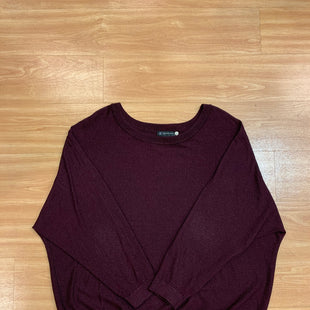 Primary Photo - BRAND: INC O STYLE: SWEATER LIGHTWEIGHT COLOR: BURGUNDY SIZE: 2X SKU: 245-24518-78885