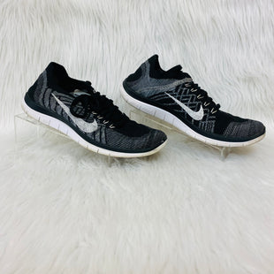 Primary Photo - BRAND: NIKE STYLE: SHOES ATHLETIC COLOR: BLACK SIZE: 9 OTHER INFO: NO RETURNS SKU: 245-245199-7553