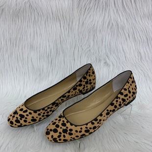 Primary Photo - BRAND: ANN TAYLOR STYLE: SHOES FLATS COLOR: ANIMAL PRINT SIZE: 10 OTHER INFO: BROWN BLACK- NO RETURNS SKU: 245-245199-4275