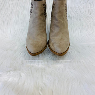 Primary Photo - BRAND: CARLOS SANTANA STYLE: BOOTS ANKLE COLOR: TAN SIZE: 6 OTHER INFO: NO RETURNS SKU: 245-24518-76035