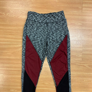 Primary Photo - BRAND:    CLOTHES MENTOR STYLE: ATHLETIC PANTS COLOR: BLACK WHITE SIZE: L OTHER INFO: RED SKU: 245-245199-2805