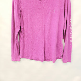 Primary Photo - BRAND: VINEYARD VINES STYLE: TOP LONG SLEEVE COLOR: PURPLE SIZE: S SKU: 245-245199-124