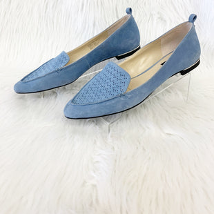 Primary Photo - BRAND: JONES NEW YORK O STYLE: SHOES FLATS COLOR: BLUE SIZE: 8.5 OTHER INFO: NO RETURNS SKU: 245-24513-78565