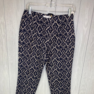 Primary Photo - BRAND: CHICOS O STYLE: PANTS COLOR: BLACK SIZE: 4 OTHER INFO: W/ TAN SKU: 245-24518-78500