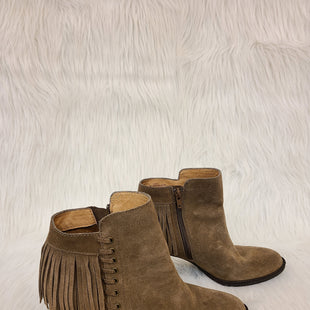 Primary Photo - BRAND: SOFFT STYLE: BOOTS ANKLE COLOR: BROWN SIZE: 9 OTHER INFO: NO RETURNS SKU: 245-24518-71997