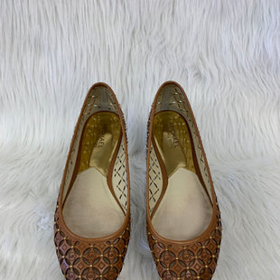 Primary Photo - BRAND: MICHAEL BY MICHAEL KORS STYLE: SHOES FLATS COLOR: BROWN SIZE: 10 SKU: 245-24513-84201