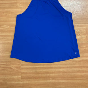 Primary Photo - BRAND: OLD NAVY STYLE: ATHLETIC TANK TOP COLOR: ROYAL BLUE SIZE: L SKU: 245-24513-83474